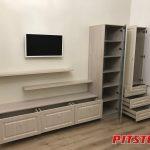 Модульные стенки на заказ в Pitstop мебель pitstop64.ru