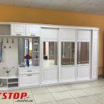Прихожая в 3х комнатную квартиру от PITSTOP мебель pitstop64.ru
